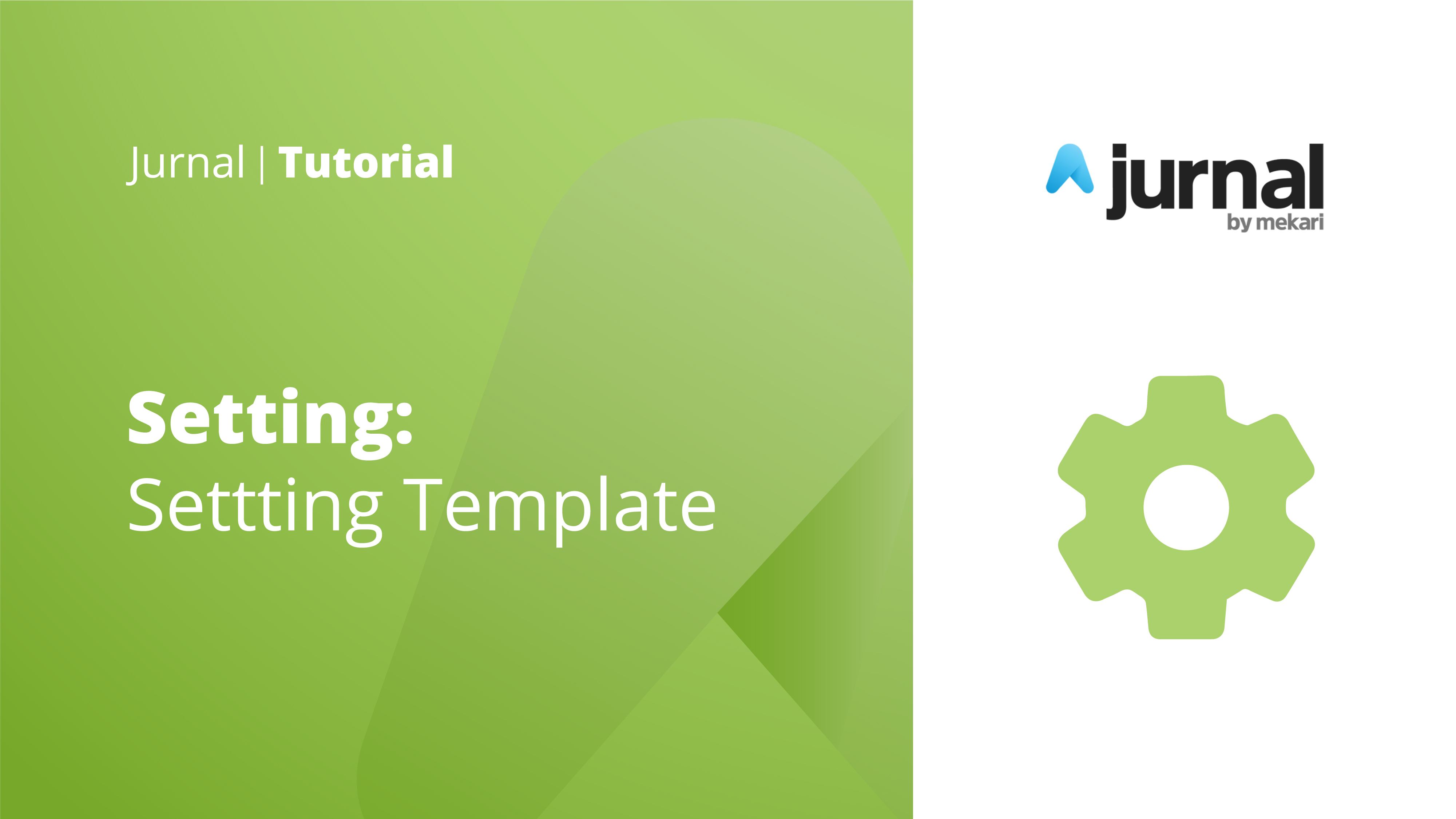 Email Template & Signature Settings