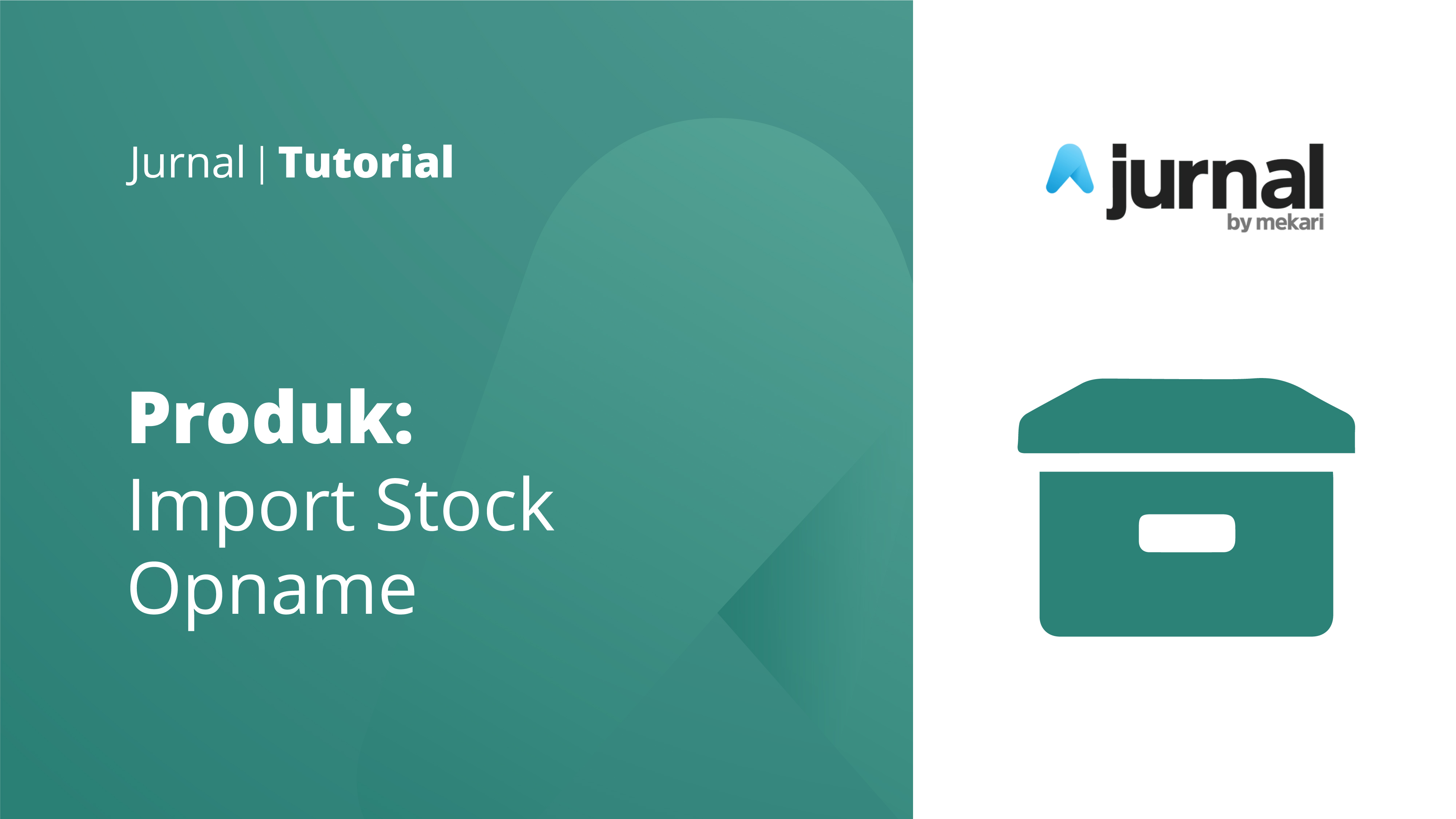 Import Stock Adjustment